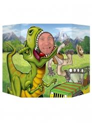 Fotobooth gigante dinosauro