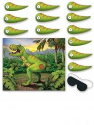 Poster gioco Dinosauro