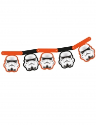 Striscione di carta Stormtroopers™ Star Wars™