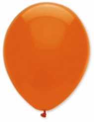 6 Palloncini arancione scuro 30 cm