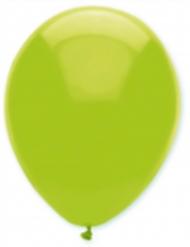 6 palloncini verde limone 30 cm