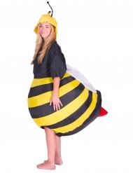 Costume da ape gonfiabile per adulto