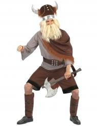 Costume da vichingo feroce per uomo