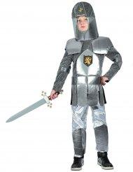 Costume da cavaliere in armatura per bambino