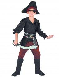 Costume da pirata gentiluomo per bambino