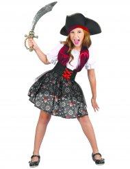 Costume da pirata per bambina