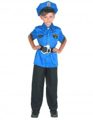 Costume da polizotto per bambino