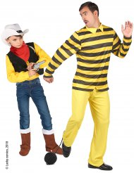 Costume Coppia Dalton e Lucky Luke™ padre e figlio