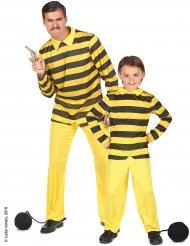 Costume di Coppia Fratelli Dalton Padre e figlio Lucky Luke™
