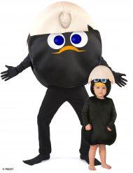 Costume di coppia Calimero™ Padre e Figlio