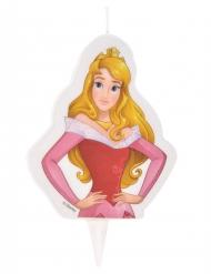 Candela di compleanno Principesse Disney™ Aurora 6 x 7.3 cm