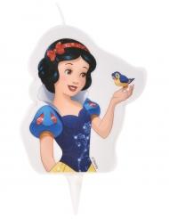 Candela di compleanno Principesse Disney™ Biancaneve 6 x 7.3 cm