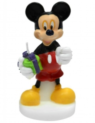 Candela compleanno 3D Mickey™ 4.5 x 9 cm