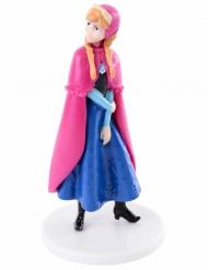 Statuina in plastica Anna Frozen™ 8 cm