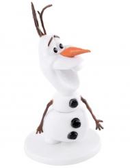 Statuina per dolci Frozen™ Olaf in plastica