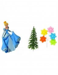 Image of Kit decorazioni Cenerentola Principesse Disney ™