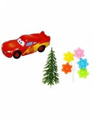 Kit 4 pezzi decorativi Cars ™