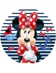 Disco di ostia Minnie™ tema marino