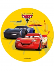 Disco di ostia Cars3™ giallo