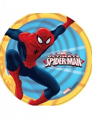 Disco in ostia Ultimate Spiderman™ 14 cm
