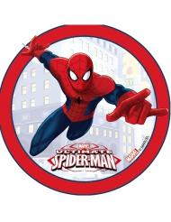 Disco di ostia Ultimate Spiderman™ 14.5 cm