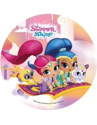 Disco in ostia Shimmer and Shine™ 21 cm