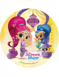 Disco di ostia Shimmer and Shine™ 21 cm