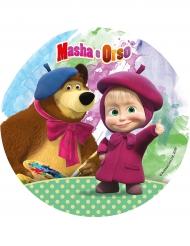 Disco di ostia Masha e Orso™