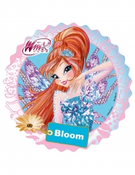 Disco in ostia Winx™ Bloom 21 cm