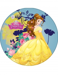 Disco in ostia Principesse Disney™ Belle 21 cm