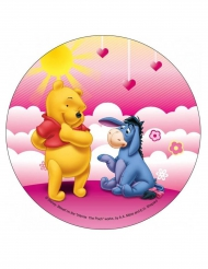 Disco in ostia Winnie the pooh™ e Ih-Oh™ 21 cm
