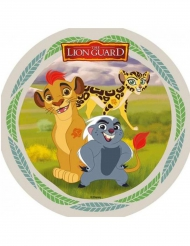 Disco in ostia The Lion Guard™ Kion, Fuli e Banga 21 cm