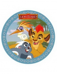 Disco in ostia The Lion Guard™ Kion, Ono e Bunga 21 cm