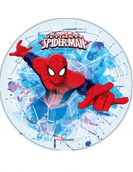 Disco in ostia Ultimate Spiderman™ da 21 cm