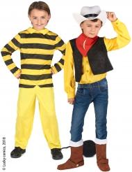 Costume coppia Dalton e Lucky Luke™ per bambino