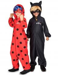 Costume di coppia LadyBug e Chat Noir™ per bambini