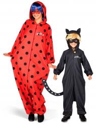 Costume coppia LadyBug e Chat Noir™ mamma e figlio