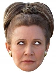Maschera in cartone Principessa Leila Star Wars™