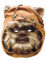 Maschera in cartone Ewok Star Wars™