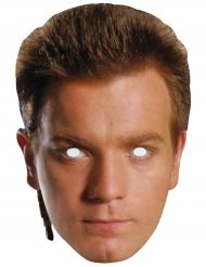 Maschera in cartone Obi Wan Kenobi Star Wars™