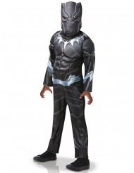 Costume da Black Panther™ deluxe per bambino