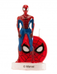 Candelina compleanno Spiderrman ™3 D 6cm