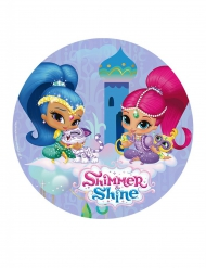 Disco di ostia Shimmer and Shine ™ 20 cm