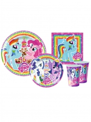 Kit compleanno 24 persone My Little Pony™