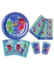 Kit compleanno 24 persone PJ Masks™