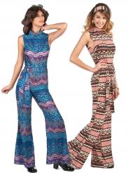 Costume da coppia anni 70 per donna