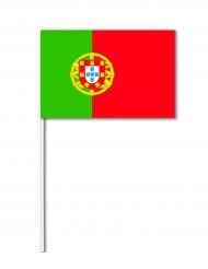 Bandiera di carta Portogallo