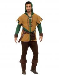 Costume da arciere della foresta per uomo