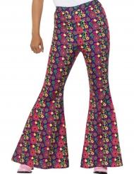 Pantalone Hippie Floreale per donna