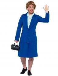 Costume da Primo Ministro donna umoristico per adulto